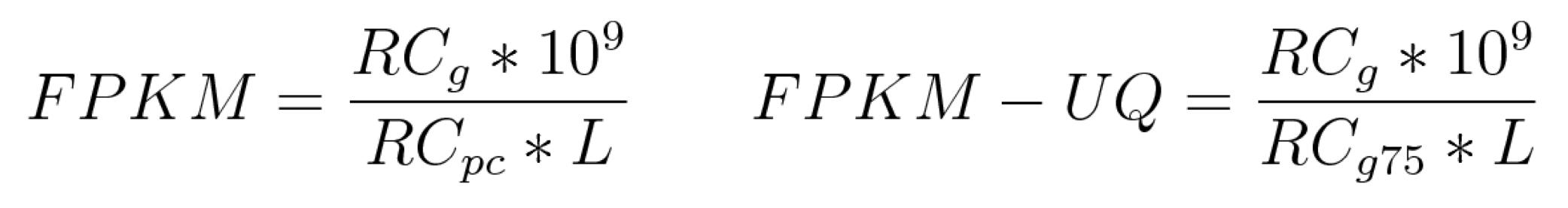 FPKM Calculations